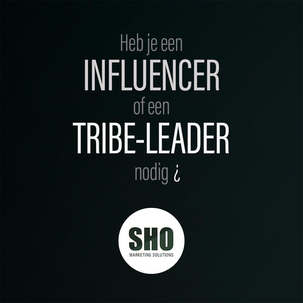 SHO_influencer vs tribeleader